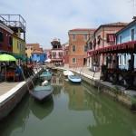 Kanal på Burano