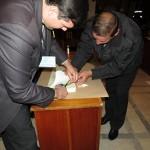 Ubrukte stemmesedler