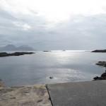 Utsikt fra Nyksund