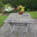 Steinbordet på Onstad