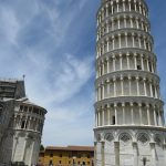 Det skjeve tårn i Pisa