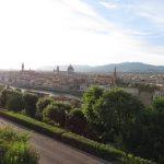 Utsikt fra Piazzale Michelangelo