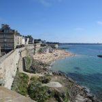 Bymuren i Saint-Malo