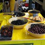 Oliven mm - Markedet i Bayeux