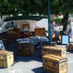Loppemarked i Bayeux