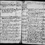 Johan Jørgen Broch og Susanne Boldeus viet 1762 Biri (orginal)
