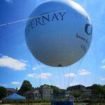 Ballongmulighet i Épernay